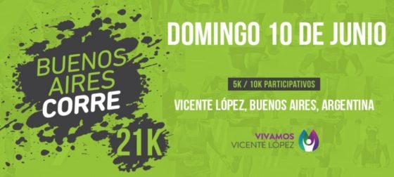 Se viene Buenos Aires Corre, la primera media maratón oficial de la provincia
