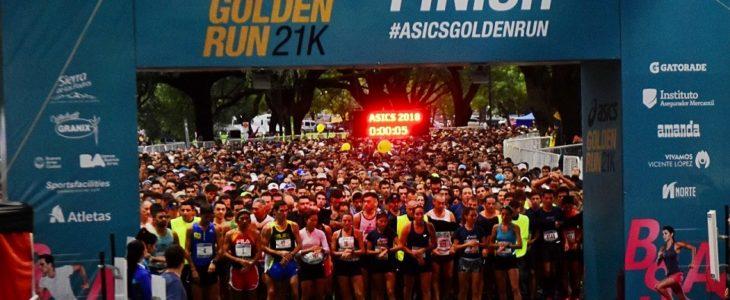 8.000 personas corrieron la segunda edición de la ASICS Golden Run Buenos Aires en Palermo