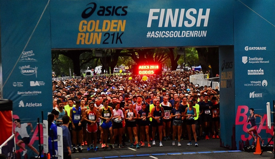 ASICS Golden Run 2