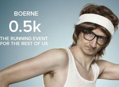 """Organizan una maratón de 500 metros, ideal para """"vagos"""""""