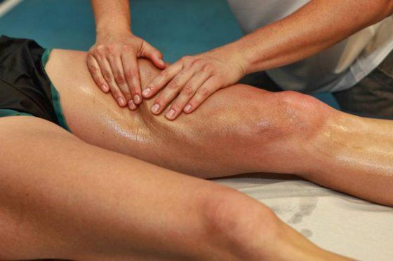 VIDEO. Masajes deportivos para corredores: mirá cómo se hacen