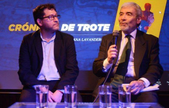 Maratón de Rosario: el maratonista chileno Jorge Orellana presentará su libro en la expo