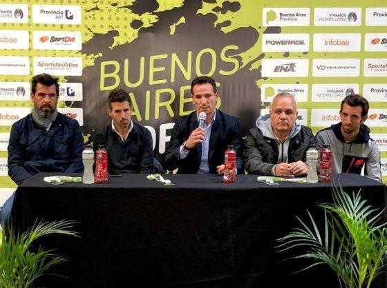 Se presentó Buenos Aires Corre, la media maratón de la provincia