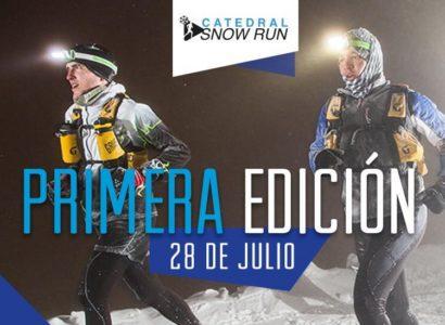 Catedral Snow Run: una carrera de 12K sobre la nieve en Bariloche
