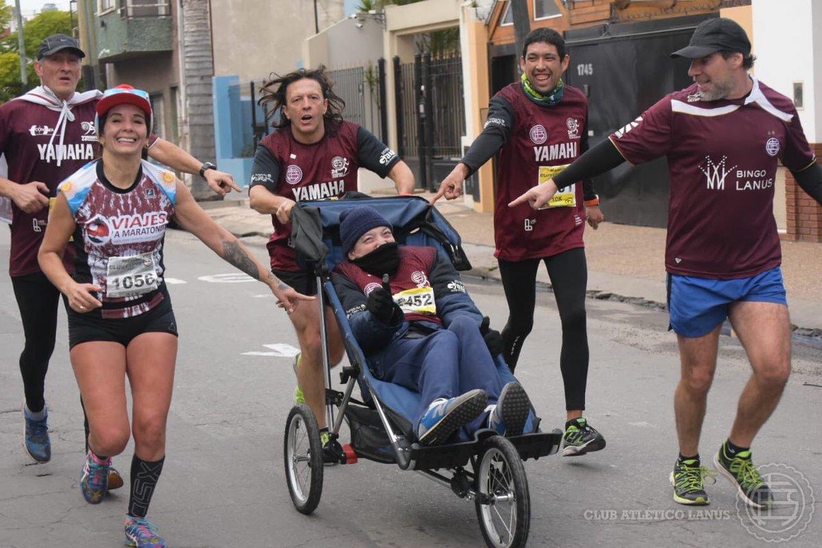 Maraton Lanus 2018 resultados fotos Locos Por Correr 03