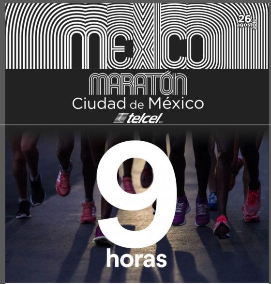 Maratón con límite de 9 horas y polémica en México: es realmente correr?