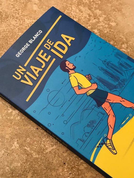 """""""Un viaje de ida"""", un libro sobre correr: entrevista a su autor Jorge Blanco"""