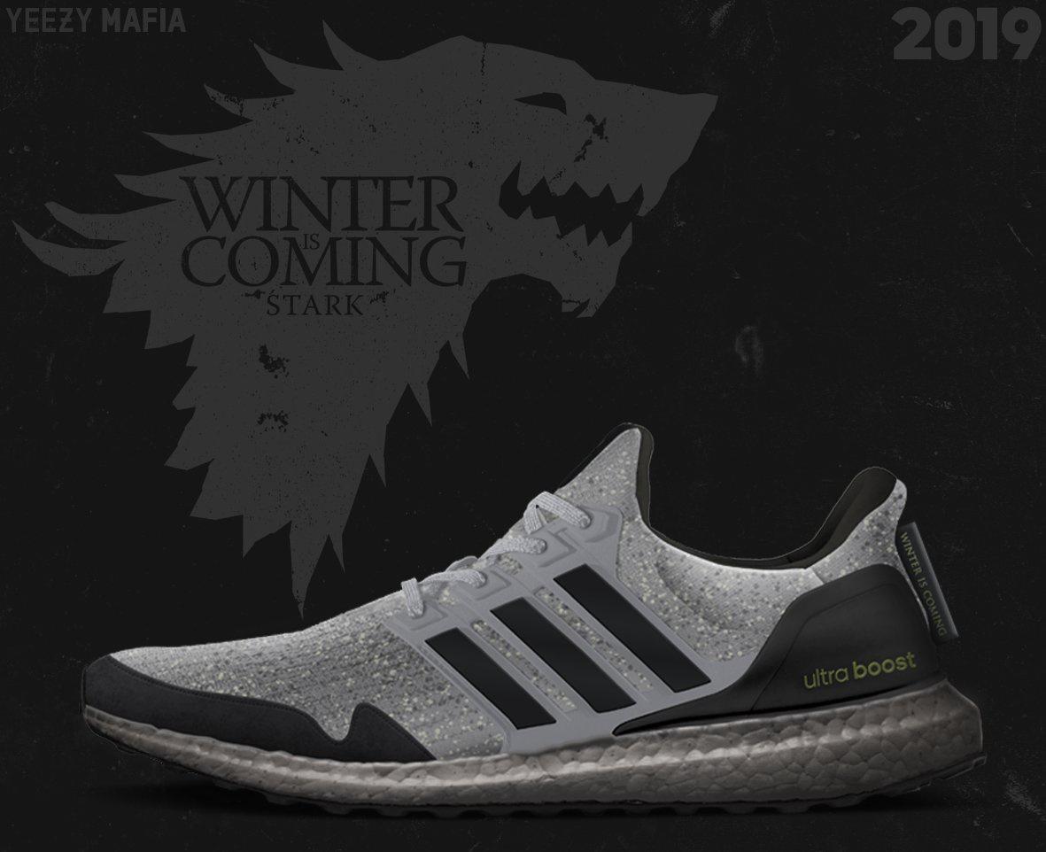 Zapatillas Adidas Games of thrones Locos Por Correr 04