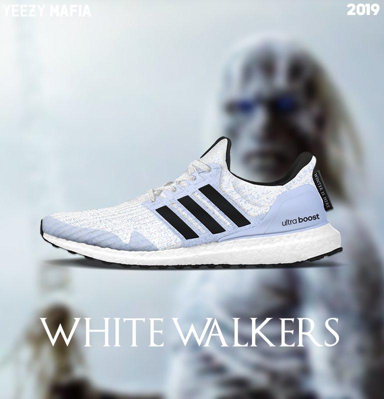 Zapatillas Adidas Games of thrones Locos Por Correr 07