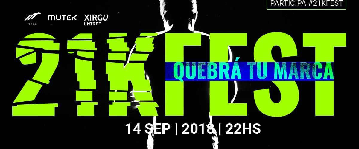 Llega un espectáculo sorprendente: 21K Fest en Buenos Aires