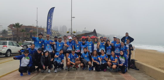 Locos Por Correr le da la bienvenida a You Can Run Club, de Chile