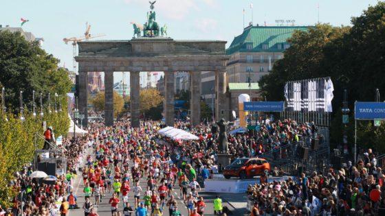 Maratón de Berlín 2018 EN VIVO