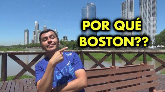 """#ProyectoBoston Video 2: """"Por qué Boston?"""""""