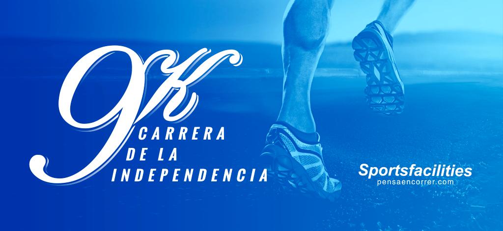 9K de la independencia 2019 Fecha inscripciones fotos resultados Locos Por Correr 01