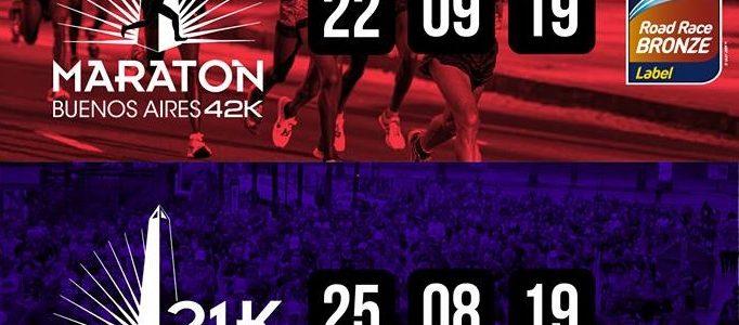 Running: entrenamiento a distancia o semi presencial para 21K y 42K
