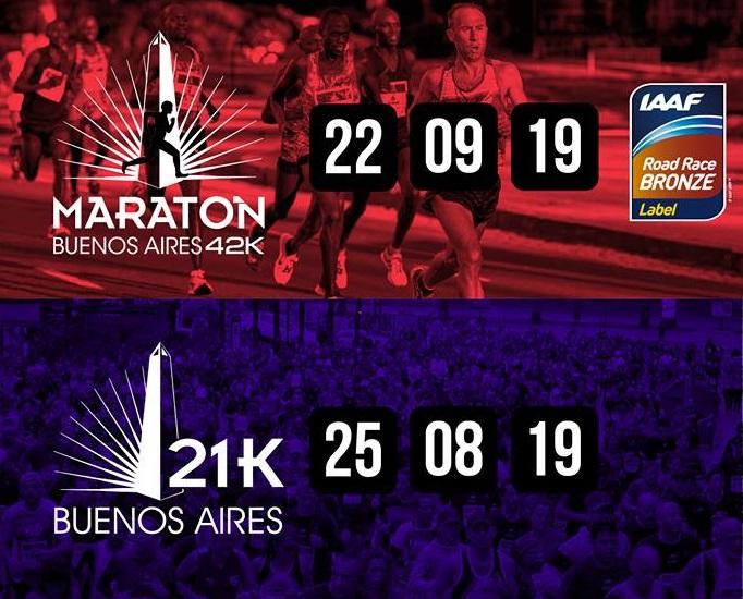 Maraton de Buenos Aires 2019 entrenamiento a distancia Locos Por Correr