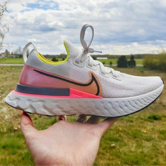 Nike React Infinity Run: el calzado de running que te mantiene corriendo