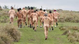 Carrera nudista lucho runner blog noticias 05