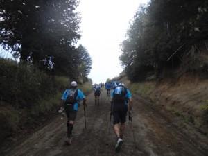 Malvenidos al Día 2: 12 Kilómetros en subida, para empezar