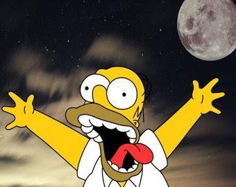 Homero loco x correr