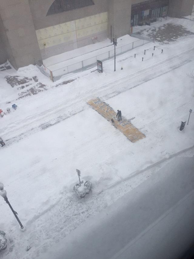 Barren nieve llegada maratón de boston locos por correr noticias running 01