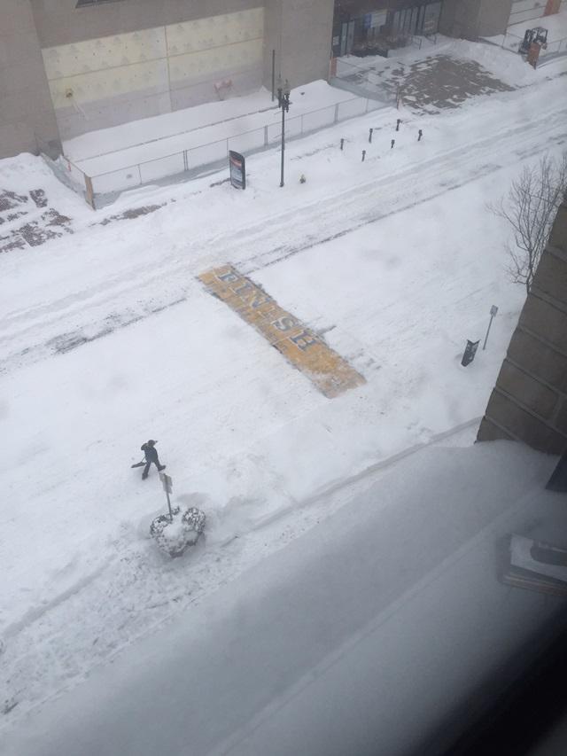 Barren nieve llegada maratón de boston locos por correr noticias running 02