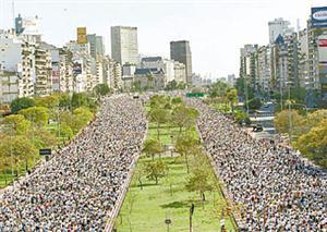 Carrera más grande del mundo carrefour Buenos Aires 1999 record guiness