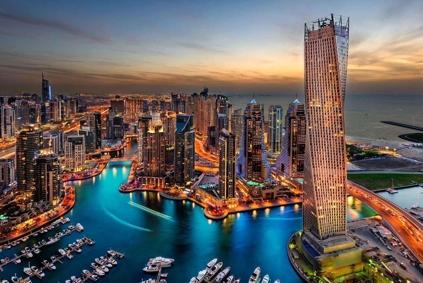 Dubai Maraton Locos por correr