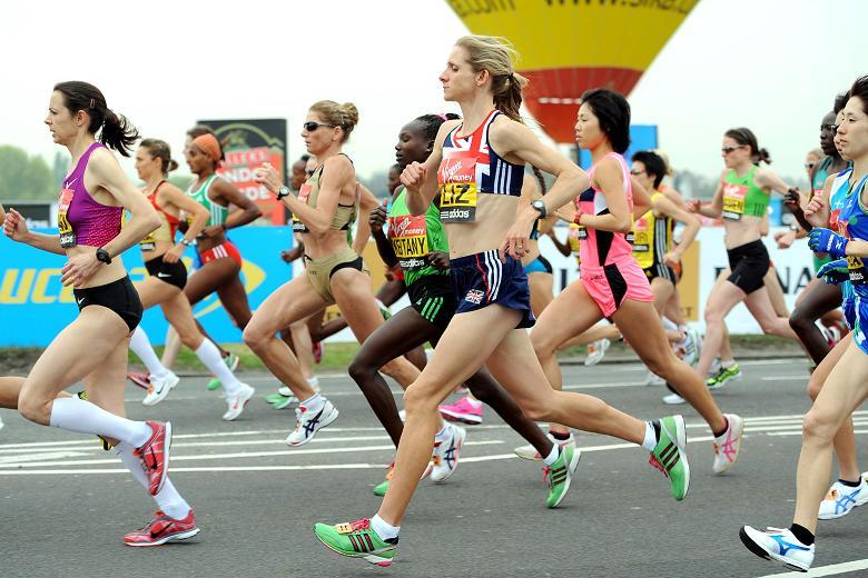Maraton de mujeres locos por correr 01