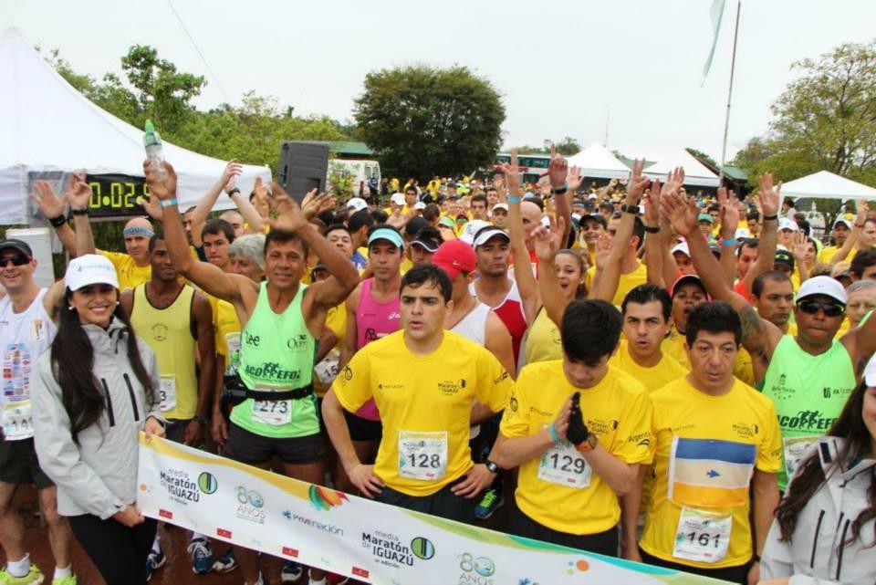 Media Maraton Iguazu Locos por correr 05
