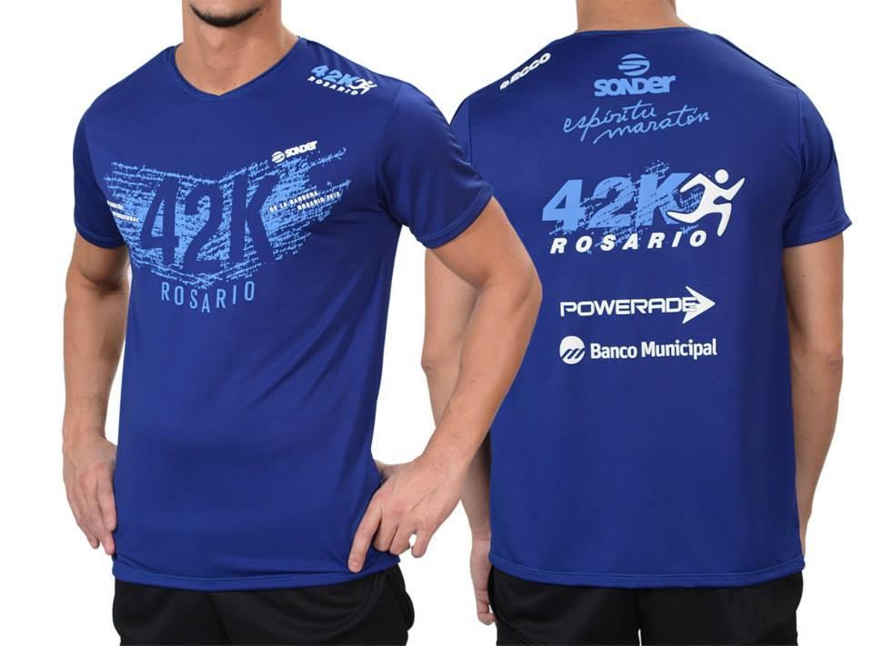 42k Rosario 2015 remera maraton Locos Por correr 01