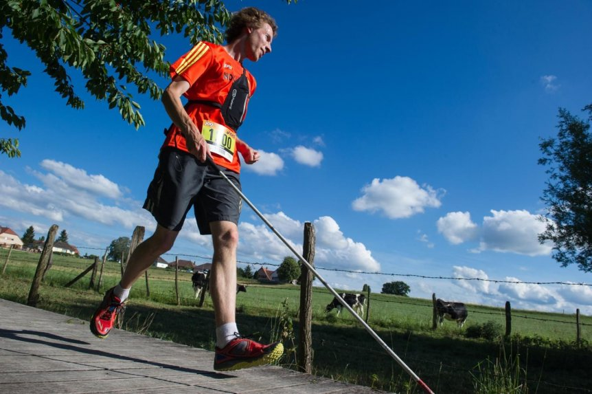 Clement Gass corredor de montaña ciego Locos Por correr 02