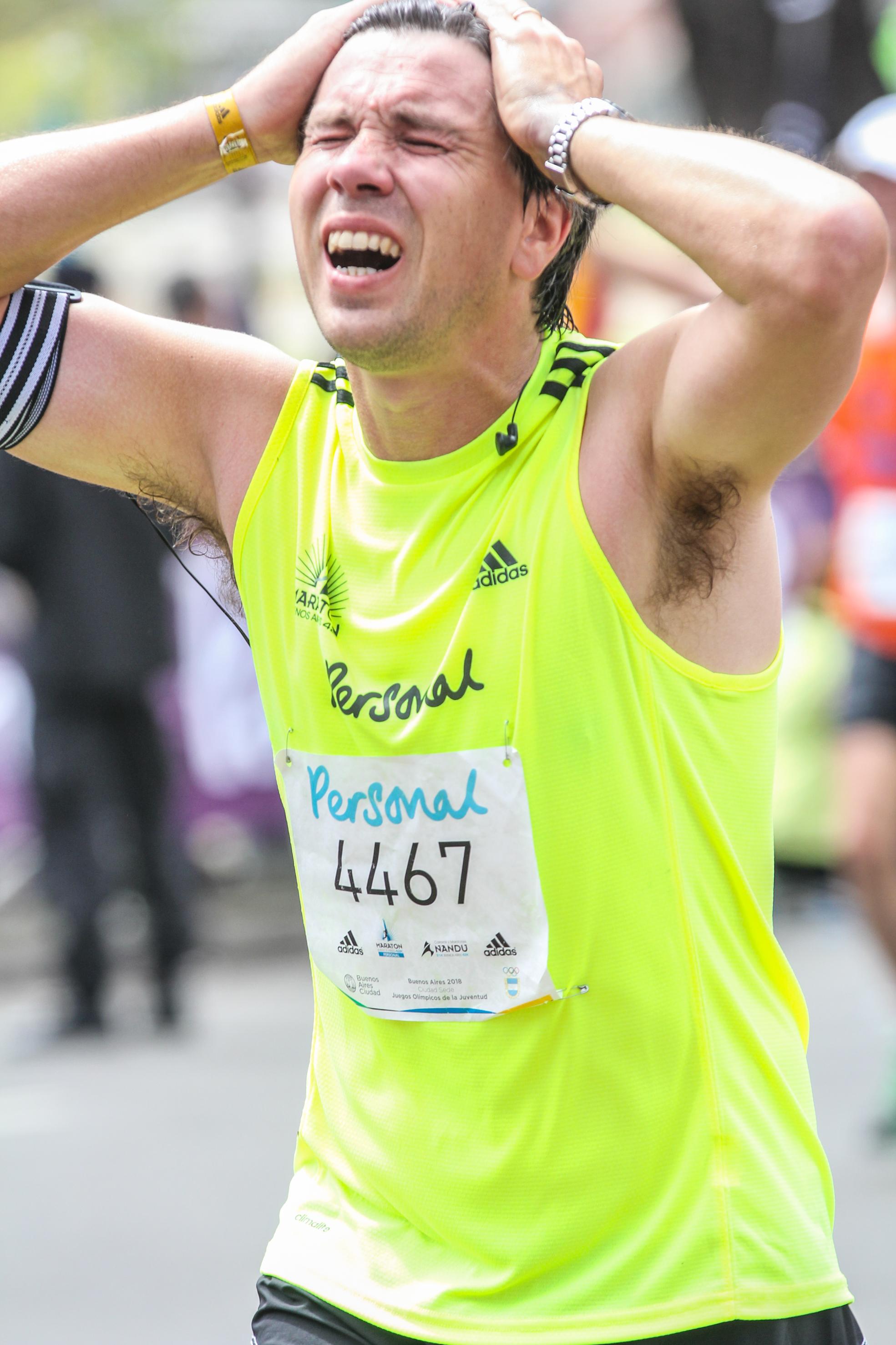Locos por correr motivacion para correr lucho runner