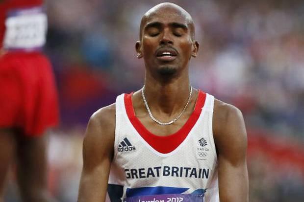 Mo Farah doping Locos Por correr