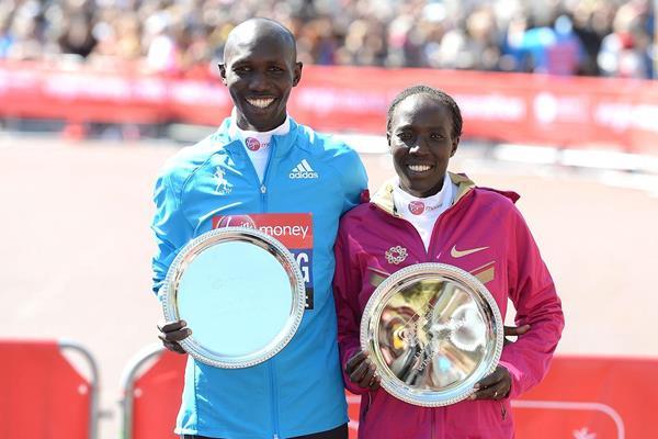 Maraton de Londres doping Locos Por correr 02