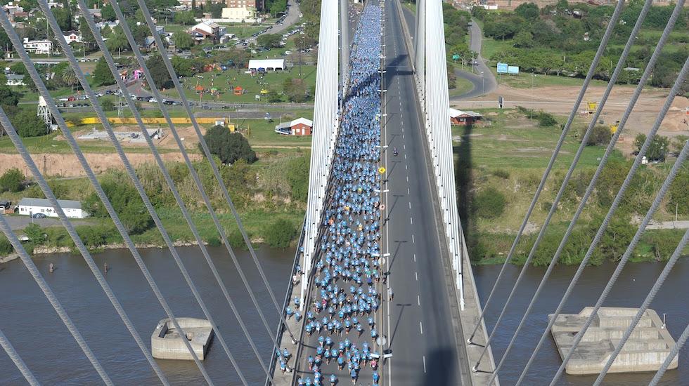 Maraton del puente rosario victoria 2015 Locos Por Correr 01
