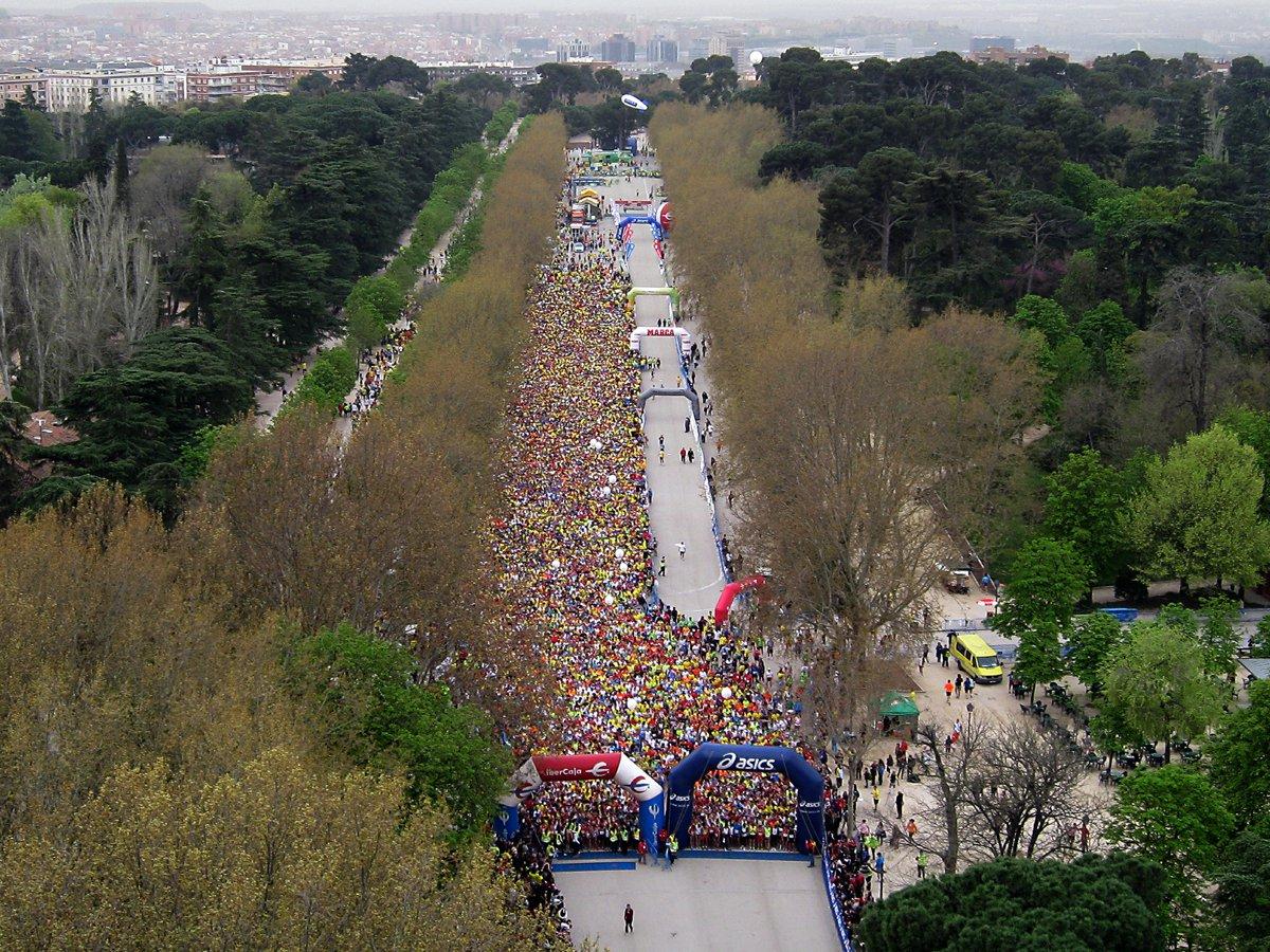 Madrid regular carreras running Ayuntamiento Locos Por COrrer