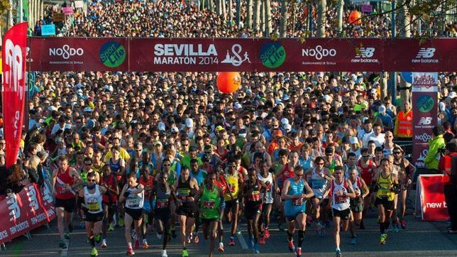 Maraton Sevilla 2016 Locos Por Correr noticias running 01
