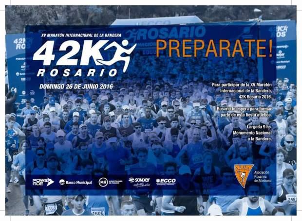 Maraton de Rosario 2016 Fecha e inscripciones Locos Por Correr Running en Argentina 01