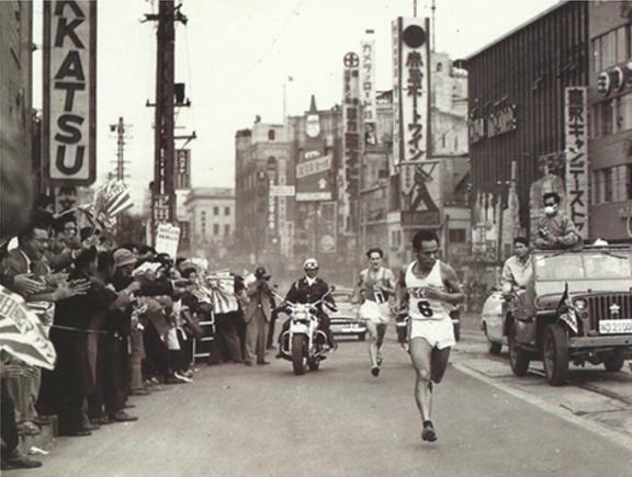 Maraton Fukuoka Locos por correr 02