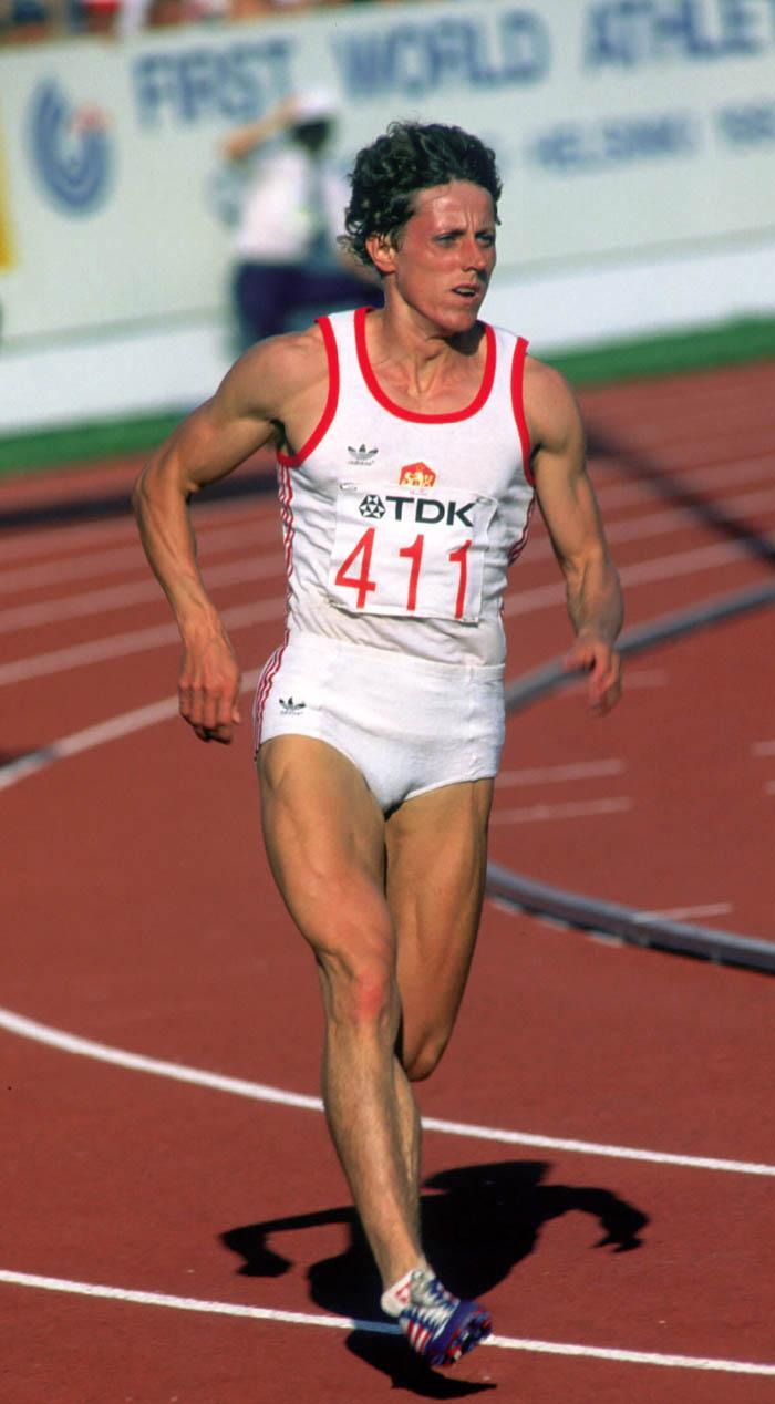 Jarmila Kratochvilova en sus épocas de competencia