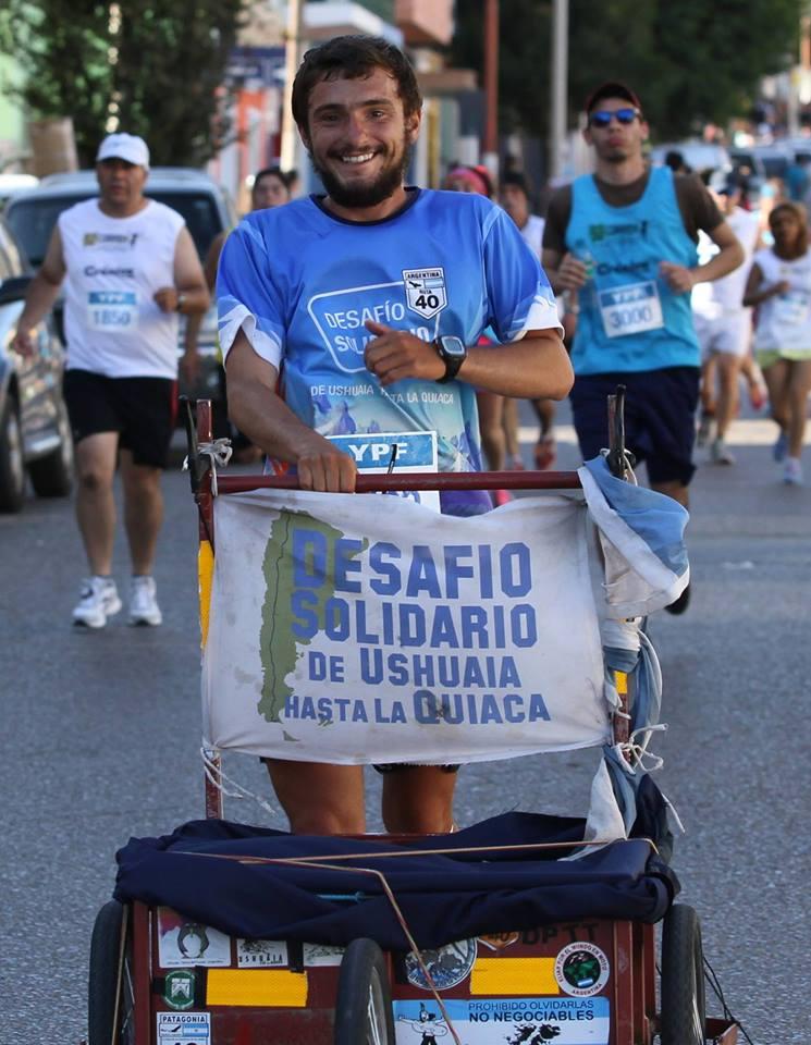 Desafio solidario Entrevista Martin Rodriguez Locos Por Correr 01