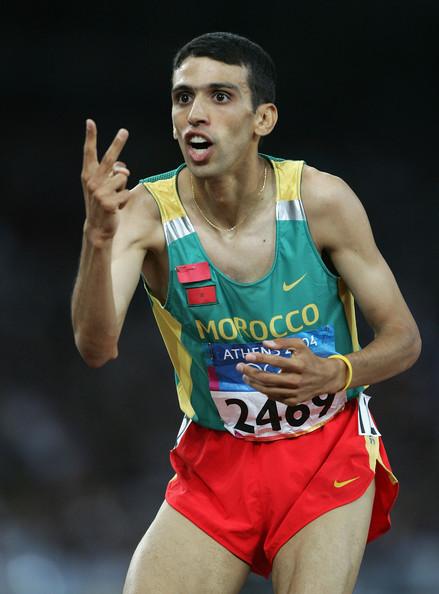 Hicham El Guerrouj doblete olímpico Locos por correr