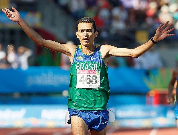 Marílson en Guadalajara 2011 - Locos por correr
