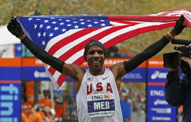 Meb Maratón de Nueva York 2009 - Locos por correr