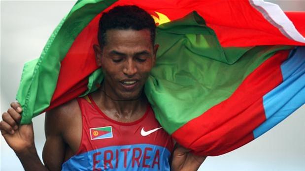 Zersenay Tadese - Eritrea - Locos por correr