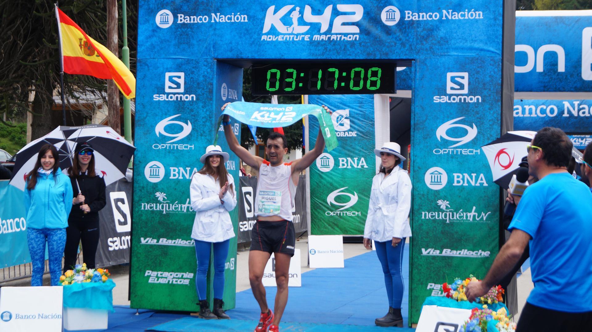 Miguel Heras atleta Optitech Locos Por Correr 03