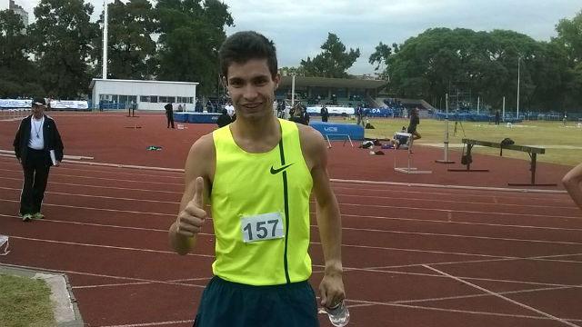 Federico Bruno Locos por correr