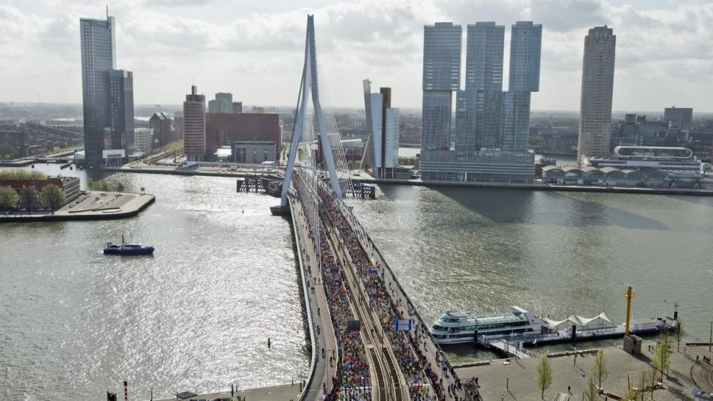 Maratón de Rotterdam - Locos por correr