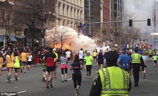 Maraton de Boston 2017 Boston MarathonRoberta Gibb 2017 Resultados Locos por Correr 04